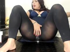 Mutual Masturbation In Nylon