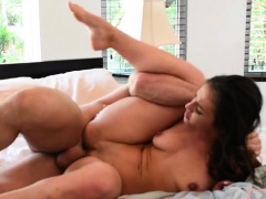 Latin pornstar sex and cumshot