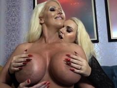 two big boob blonde milf's lesbian getaway – Free XXX Lesbian Iphone