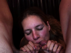 Euro Milf In Blowbang