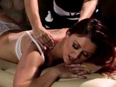 redhead-masseuse-gets-orally-pleased