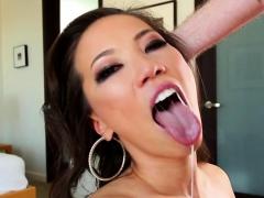 Pov Skank Throating Dick
