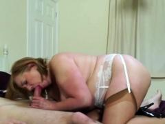 british chubby mature bitch auntie trisha doing her toyboy