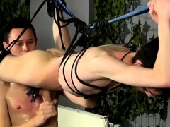 Chubby Gay Men Bondage And Male Scout First Time Jerked