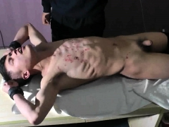 Asian Straight Guys Hot Wax
