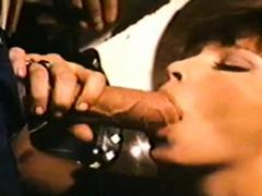 Hot Cumshot From Vintage Big Cock