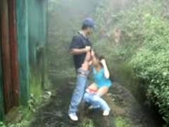 Sl Couple Outdoor Fuck In Nuwara Eliya