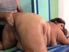 Bbw Veruca Darling's Sex Crazed Massage