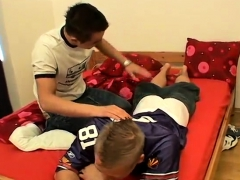 Pubes Shaved Ass Spanked Gay Gorgeous Boys Butt Beating