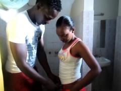 Real Nigerian Amateur Couple Sex Tape