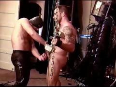 extreme-cbt-session-with-sexy-muscular-hairy-dude-suspended