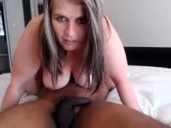 Kinky Mature Amateur Wife Interracial Fucking