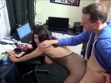 REAL GERMAN COUPLE FUCK AT AMATEUR PORN with Cum Swallow