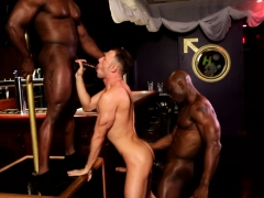 Assfucked Jock Plowed And Spitroasted By Bbc