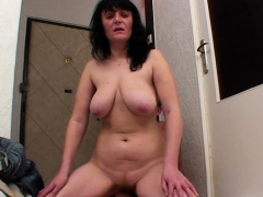Pussy cock in Randy milf takes her