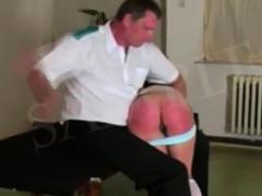 Hot Ass Babes Get Spanked