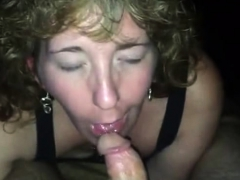 Blonde Milf Slut Smoke In Pov