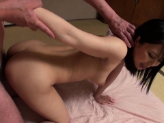 Japanese Cheating Housewife Takes It From Behind Hard