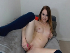 hot-college-babe-finger-fucks-her-wet-pink-pussy