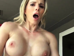 Milf Sucks Tiny Cock And Bang My Mom Cory Chase In
