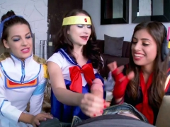 Teen Bush Compilation First Time They Hoped To Win The