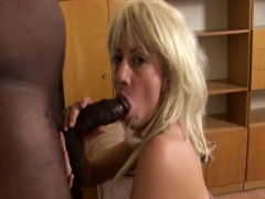 busty milf first time bbc anal banged