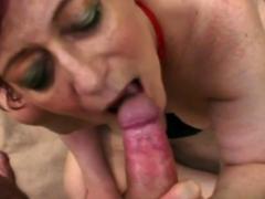 Hot Stud Makes Gilf Tamara Moan Loud