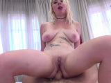 Rocco Siffredi ass fucked young russian babe while casting