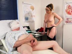 bossy-voyeur-nurse-instructs-patient-to-wank