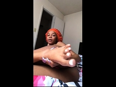 Ebony Pregnant Creampie On Webcam Milf Porn