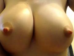 Chinese Milf Shows Off Her Hairy Vagina And Cute Boobs