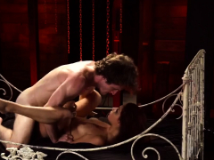 Bdsm crying and cling wrap bondage Her sexual humiliation
