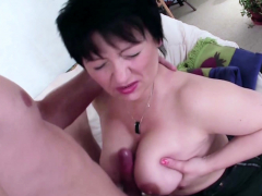 german-step-son-seduce-hairy-mother-petra-to-fuck