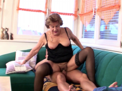 german-granny-seduce-to-fuck-by-grand-son-and-mom-caught