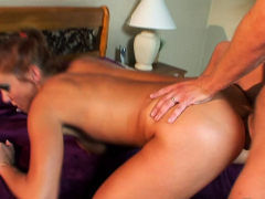 Stuffing Milf Gabriella Banks In The Ass