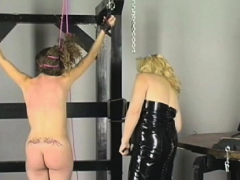 Flaming in nature's garb spanking and bizarre thraldom porn