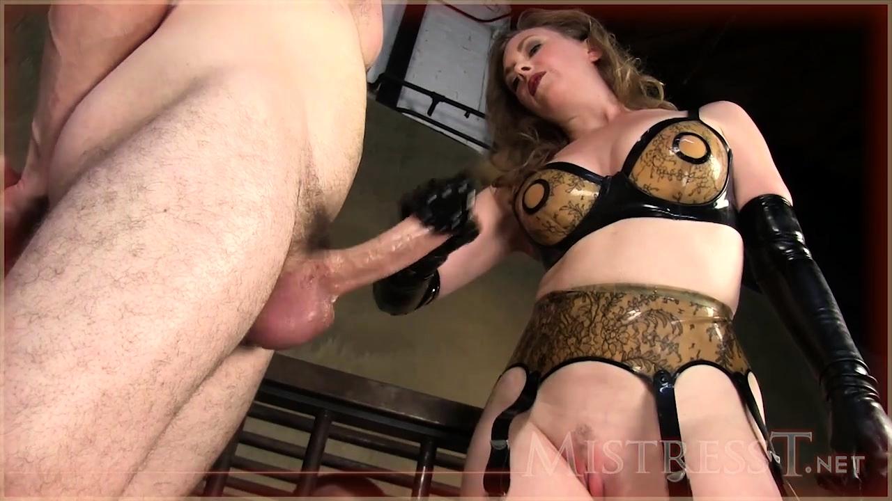 Mistress Punishes Slave Girl