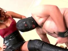 Hardcore BDSM sex