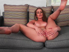 beautiful-coed-daisy-stone-is-alone-in-the-living-room-as