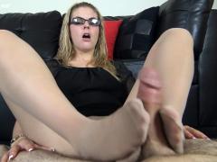 Nylon Foot Massage