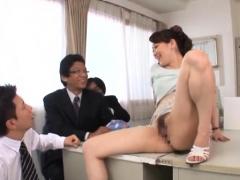 Ambitious eastern girlfriend Yuu Kawakami fucked good