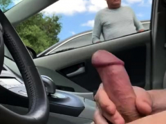 muscular-gays-outdoor-cumshot