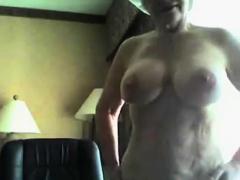 Big Tit Mature On Webcam