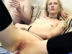hot-blonde-in-white-stockings-on-webcam