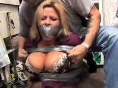 Bdsm Amateur Video Sex With Big Bottle Of Champagne