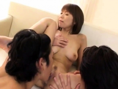 Superb Jun Kusanagi deals cock like a XXX goddess - More at