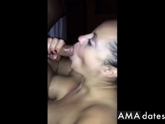 Mature Hispanic Bj