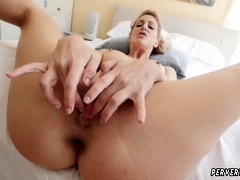 Mom Fucks Crony' Pal's Daughter With Strapon Anal Cherie