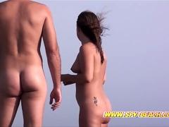 voyeur nude beach amateurs couples hidden cam video Striptease