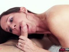 Sofiemariexxx – Tight Milf Sofie Marie Sucks Off Hung Stud